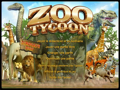 ActiveWin.Com: Microsoft Zoo Tycoon Dinosaur Digs   Review