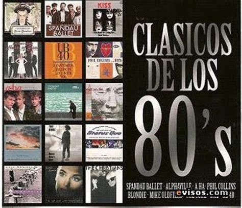 ACTIVIDAD ALTERNATIVA 2ºC: Música de los 80