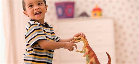 Actividades de dinosaurios para niños
