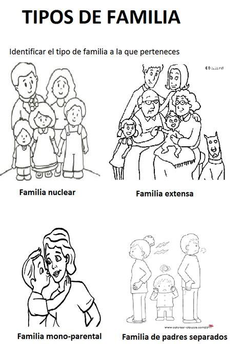actividades infantiles: ficha tecnica la familia