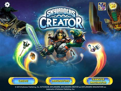 Activision shows off Skylanders Creator app, 3D printed ...