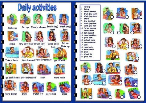 Activities Of Daily Living Clipart - Clipart Suggest