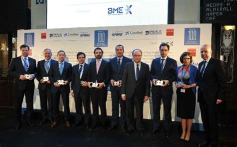 Actualidad Económica premia a los 100 Mejores Financieros ...