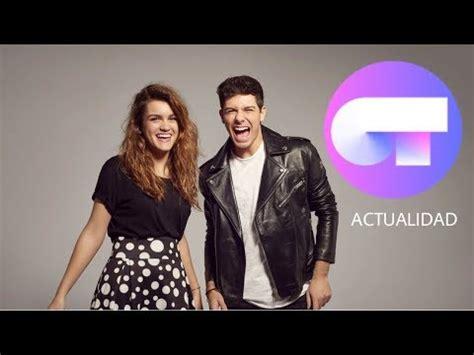 Actualidad OT | Videoclip 'Tu Canción', Eurovisión 2018 ...