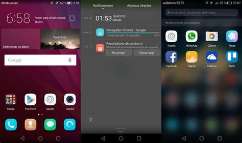 Actualiza oficialmente tu Huawei Ascend P7 a Android 5.1.1 ...