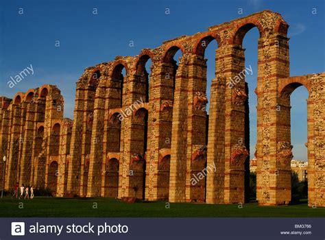 Acueducto Romano de los Milagros. Merida. Extremadura ...