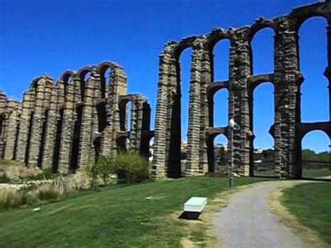 Acueducto romano de Mérida: inspiración de soluciones ...