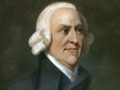 Adam Smith, filósofo y economista