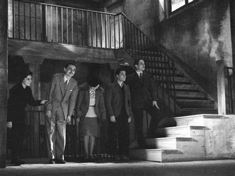 Adaptación radiofónica de 'Historia de una escalera' de ...