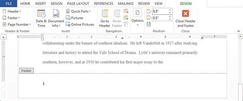 Adding page numbers (Microsoft Word) | HeelpBook