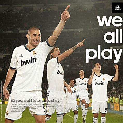 Adidas  enriquece  al Real Madrid | Defensa Central