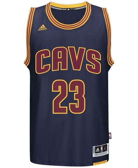 Adidas originals Men's Lebron James Cleveland Cavaliers ...