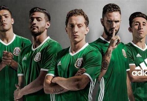 Adidas presenta nuevo jersey de la Selección Mexicana de ...