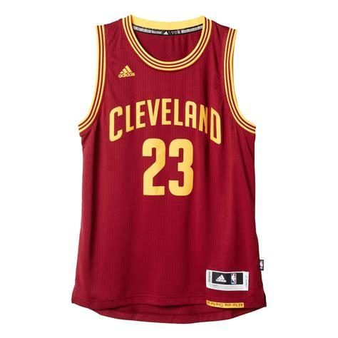 Adidas Swingman Jersey LeBron James Cleveland Cavaliers ...