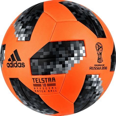 Adidas World Cup 2018 Official Match Ball Winter  Solar ...