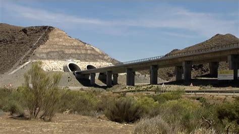 Adif tapia el túnel ferroviario más largo de Andalucía ...