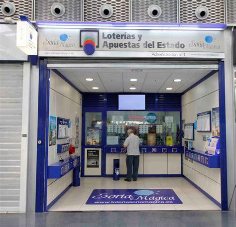 Administración de Lotería - Centro Comercial Camaretas