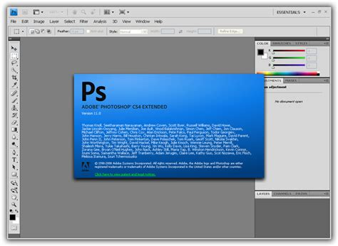 Adobe: Adobe photoshop CS4 portable full Free Download