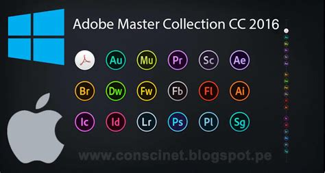 Adobe Creative Cloud CC (Suite MAster Collection ...
