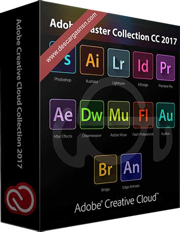 Adobe Creative Cloud Collection 2017 Español (Mega-Torrent ...
