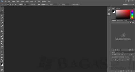 Adobe Photoshop CC Lite Portable | bukadulu