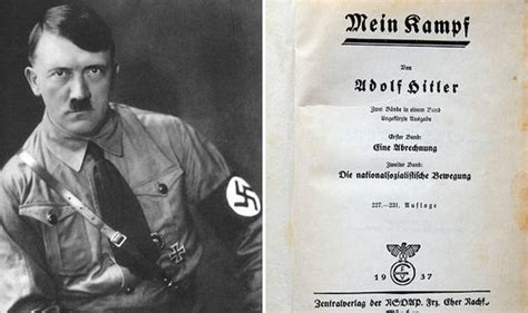Adolf Hitler s book Mein Kampf will go on sale in Germany ...