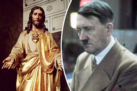 Adolf Hitler wrote his biography to compare himself to ...