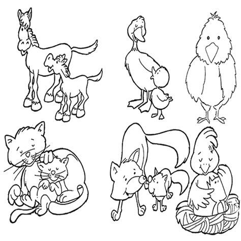 Adorable Dibujos Para Colorear De Animales Oviparos