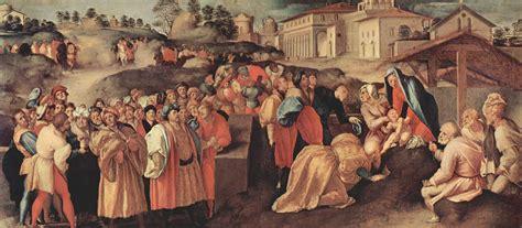 Adoration of the Magi, c.1520   Jacopo Pontormo   WikiArt.org