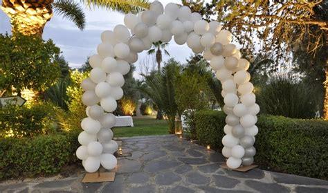 Adornos con globos para boda.¡Originales diseños!