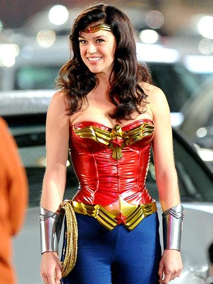 Adrianne Palicki cast as Wonder Woman for TV show   Page 4