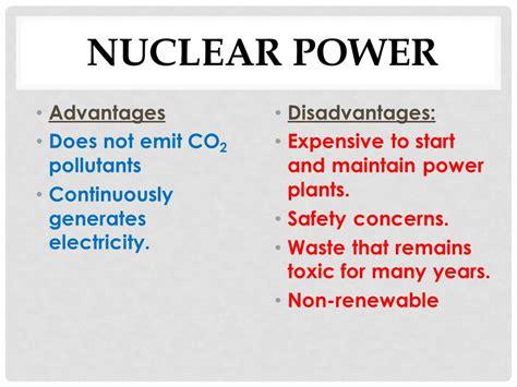 Advantages Disadvantages Nuclear Energy - Ace Energy