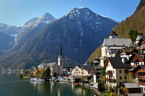 Adventurous Tourism at Hallstatt, Austria   YouTube