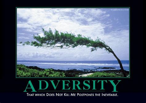 Adversity - Despair, Inc.
