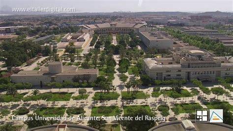 Aéreas Universidad de Alicante on Vimeo