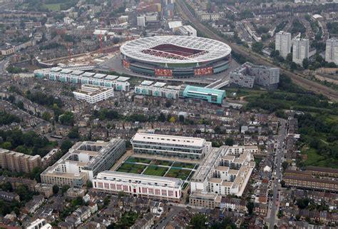 Aerial Views Of London Football Stadiums - Zimbio
