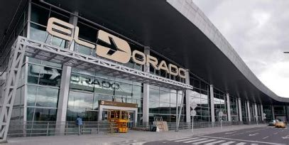 Aeropuerto El Dorado, Bogota - Bogotá