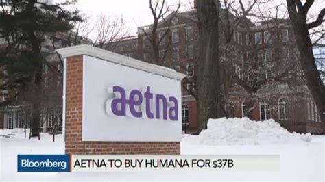 Aetna to Buy Rival Insurer Humana for $37B
