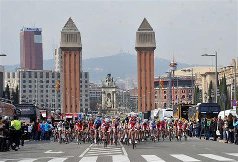 Afectació al trànsit amb motiu de la Volta Ciclista a ...