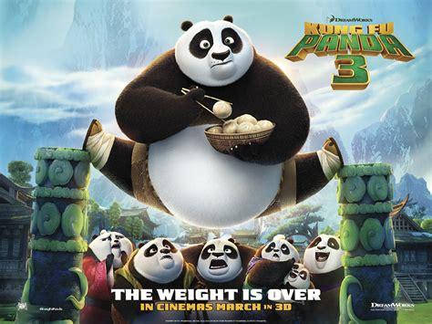 Affiche pour « KUNG FU PANDA 3 » | La Septième Zone