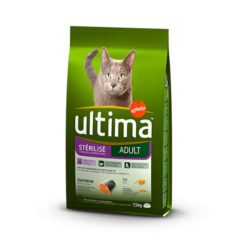 Affinity Ultima Adult Sterilized pienso para gatos con ...