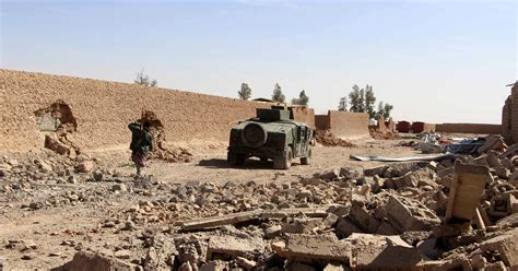 Afghan soldier shoots, wounds 3 U.S. troops