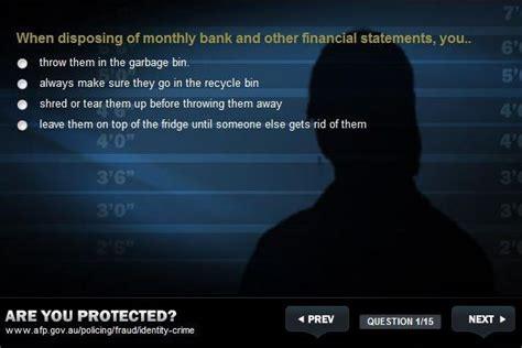 AFP survey combats identity theft   Computerworld