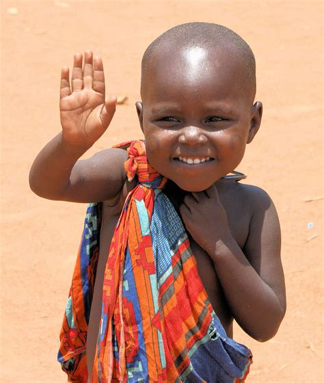 African Creature (African Children People are So beautiful