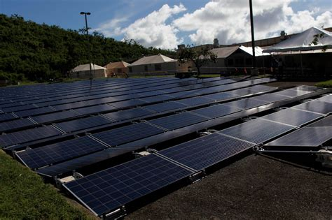 After Hurricane Maria, Some See Solar Energy As Viable ...