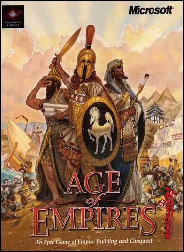 Age of Empires 1 Free Download Full Version PC Game Setup