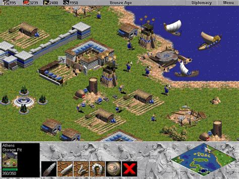 Age of Empires (1997) - PC Review and Full Download | Old ...