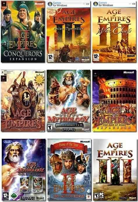 Age of Empires descargar| Age of Empires juegos full ...