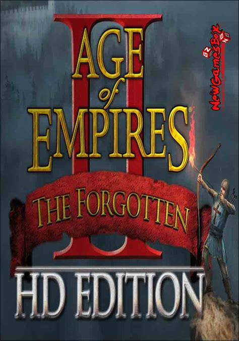 Age of Empires II HD The Forgotten Free Download Full Setup