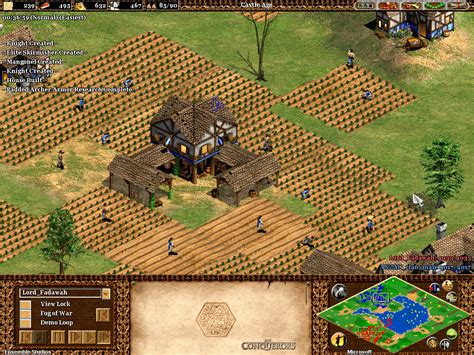 Age of Empires II: The Conquerors (ISO) Screenshots ...